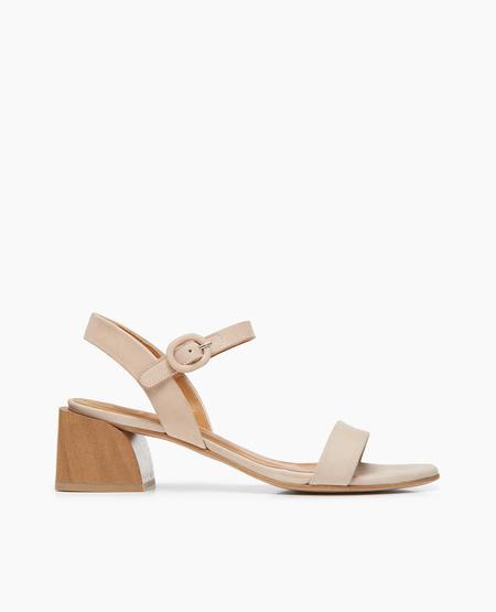 Coclico Oh Sandal in Talco Bone