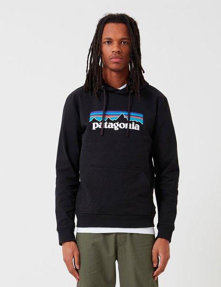 Patagonia P-6 Logo Uprisal Hoody sweater - Black