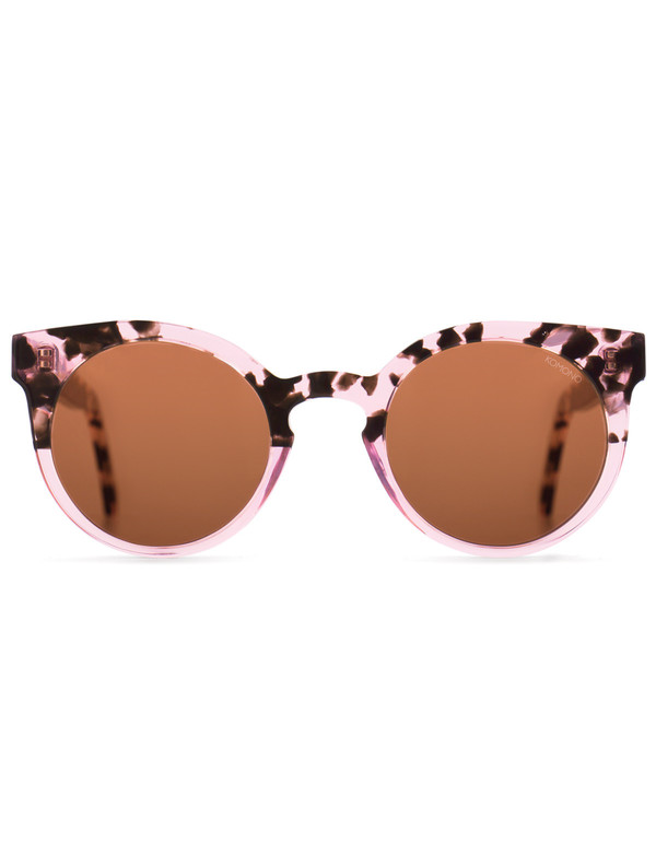 Komono Lulu Crafted Acetate Rose Dust