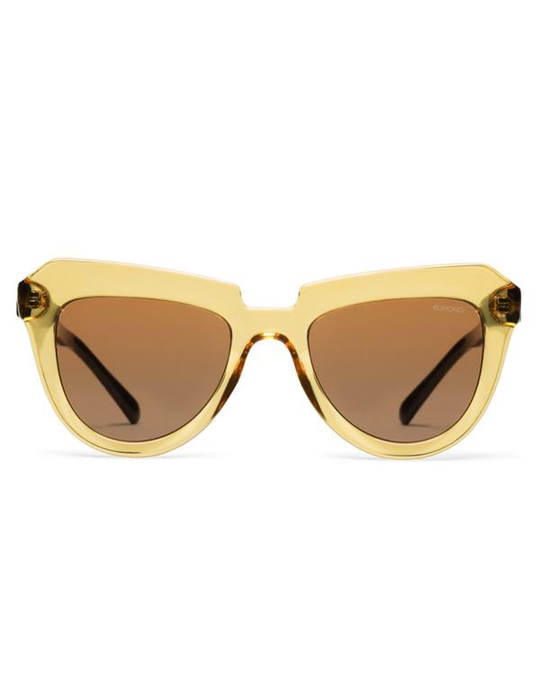 Komono Stella Sunglasses Cider Black