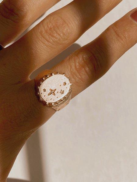 Mercurial NYC Estelle Ring