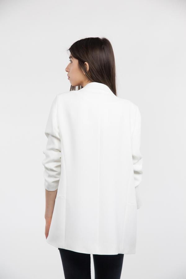 Just fFemale Everest Blazer - White