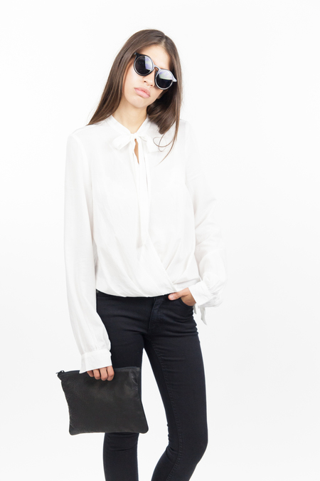 Bec & Bridge The Sherrif Shirt - Ivory