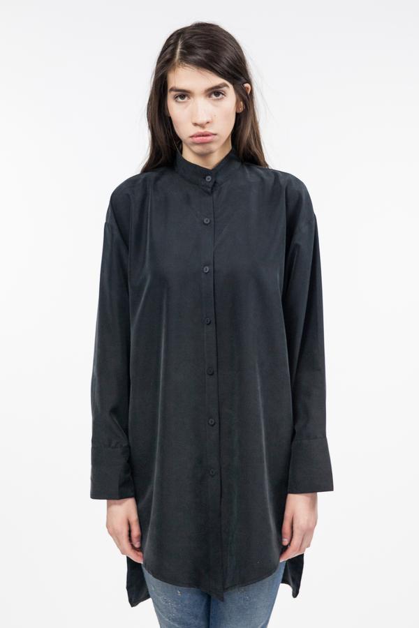 Priory Wynn Shirt - Black