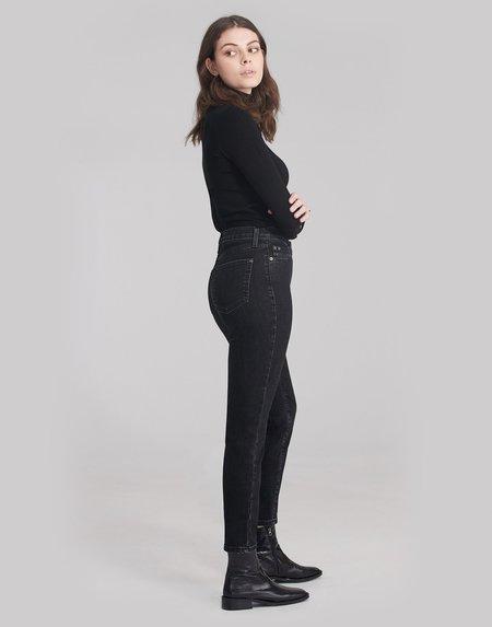 Yoga Jeans EMILY SLIM JEANS - BLACK RAVEN