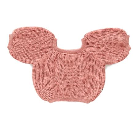 kids Oeuf Bubble Top - pink