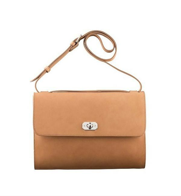 A.P.C. Natural Beige Minimal Bag