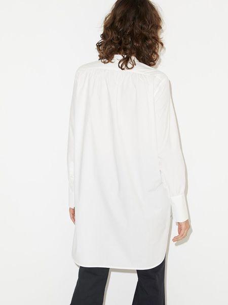 By Malene Birger Shaun Shirt - pure white