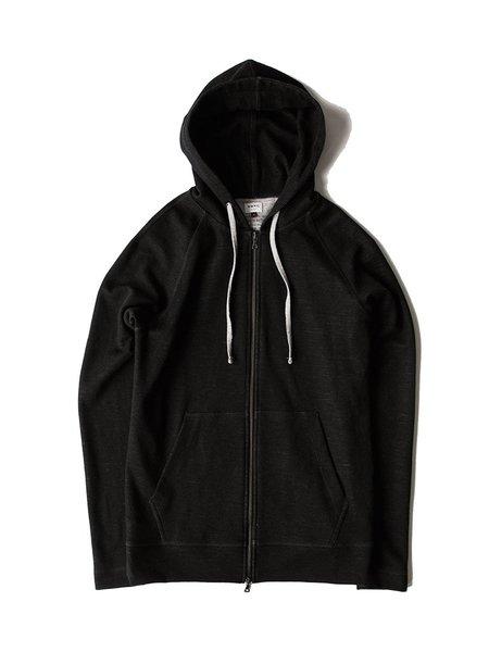 NWKC Hooded Zip - Black