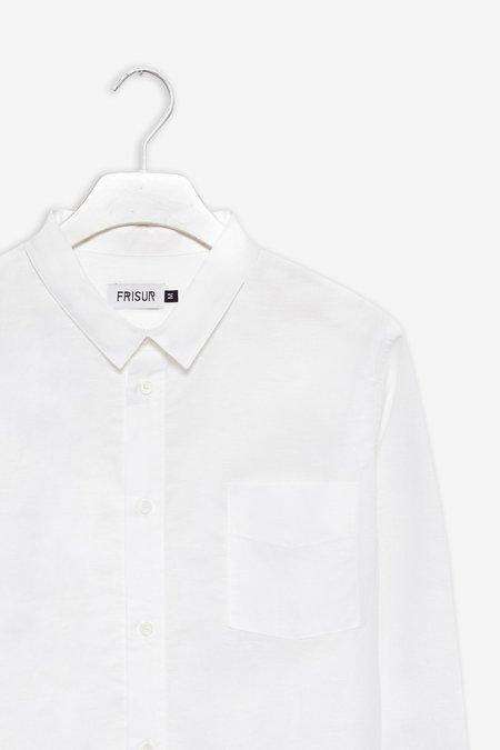 Frisur SIMON SHIRT - white