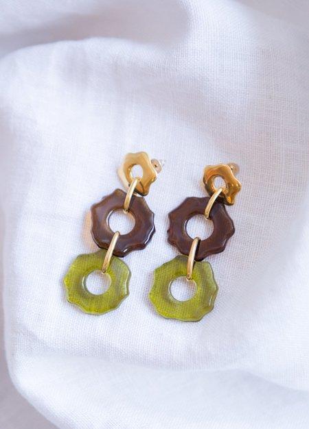 Cled Avens Earrings Trio
