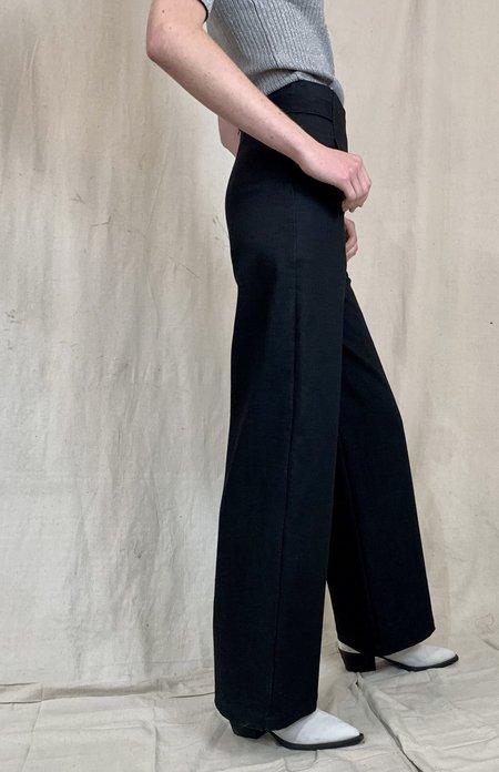 Anderst Milo Wide Leg Jeans - black