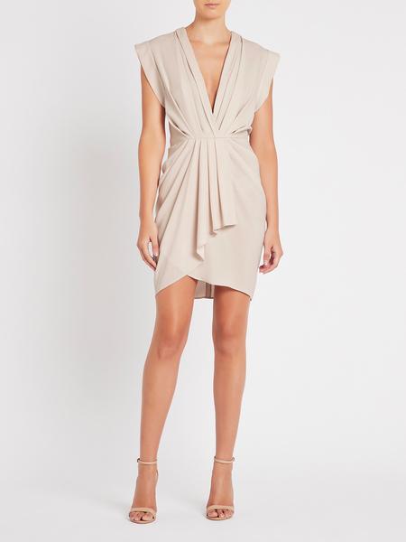 IRO Garm Dress - Nude