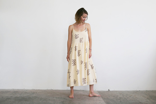 See Sun Vanilla Field Dress