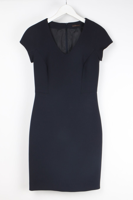 Peserico V Neck Dress