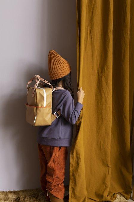 kids Sticky Lemon Sprinkles Backpack - brown