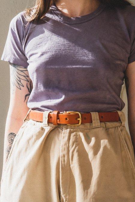 Unisex Sara Barner English Bridle Belt