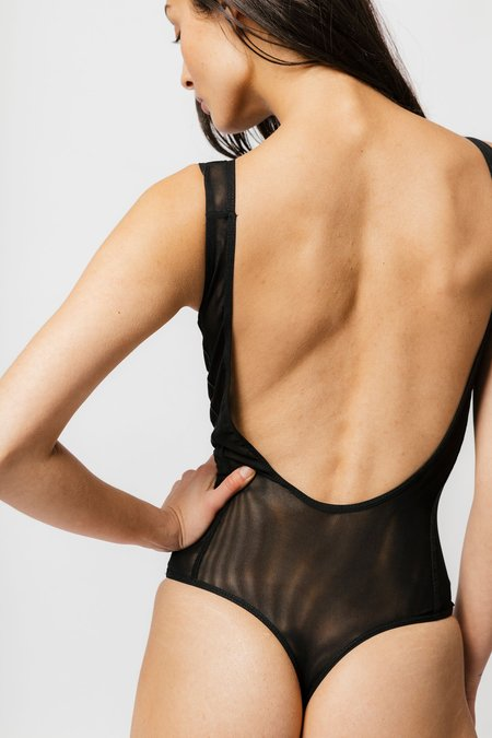 Mary Young Rylee Bodysuit - Black