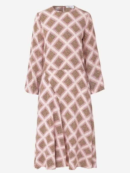 Samsoe & Samsoe Eva Long Dress - Foulard