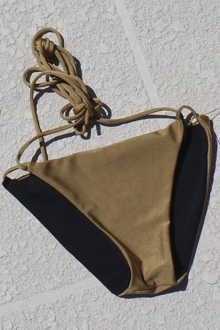 Makota Swim Lena I Bottom - Gold