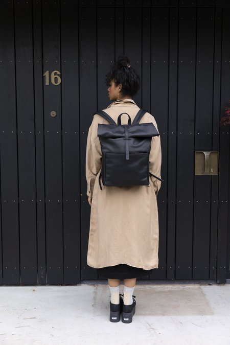 Monk and Anna Herb Backpack - black