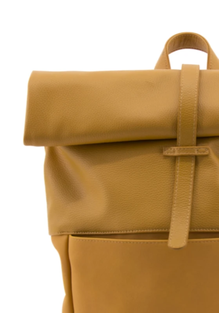 Monk and Anna Herb Backpack - Honey Brown