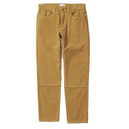 Saturdays NYC Patrick Workwear Pant - BRITISH KHAKI