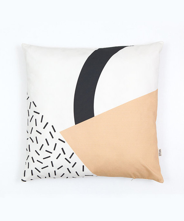 Depeapa Memphis Toss Pillow #1