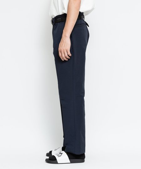 Flagstuff ST 2 Cotton and Nylon Pants - Black