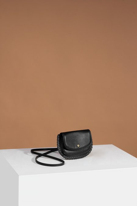 Sancia Brigitte Belt Bag - Black