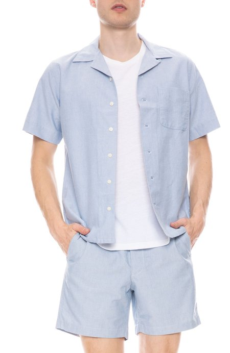 Polo Ralph Lauren Exclusive Andy Camp Shirt - Blue