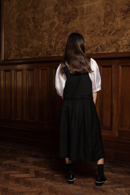 SALASAI SOVEREIGN PINNI DRESS - BLACK