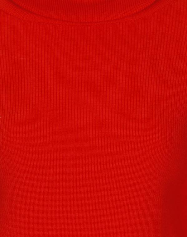 Apiece Apart - Red Uta Side Seam Tech Turtleneck