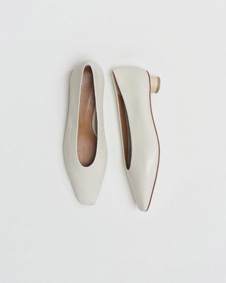 LOQ Paz ballet flat - Crema