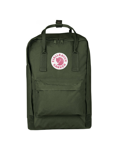 "Fjallraven 15"" Laptop Kanken Backpack Forest Green"