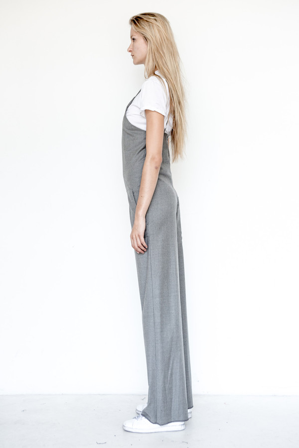 Assembly New York Poly Heather Dungarees