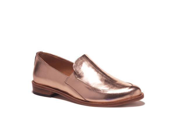 Loafer in Rose Gold