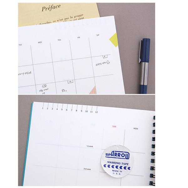 Poketo : Atelier Bingo 'Mirage' Planner for Poketo