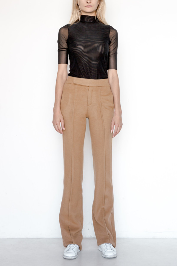 Assembly New York Wool Tux Pant