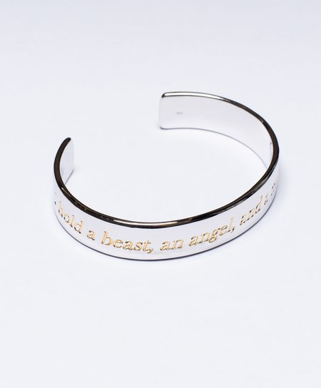 "UNDERCOVER ""Bracelet"" Silver"