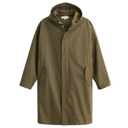 Alex Mill Officer's Hooded Trench