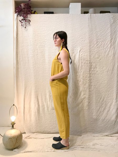 Eve Gravel Saint-Germain Jumpsuit - Tournesol
