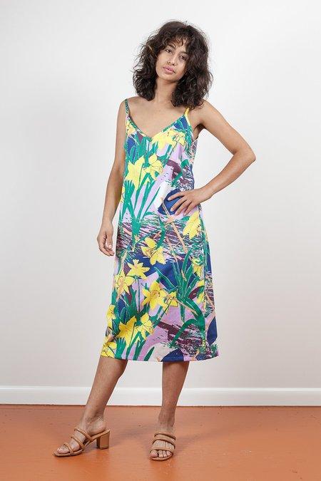 Gravel & Gold Erra Dress - Daffodils