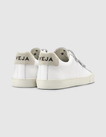 VEJA Esplar 3-Lock Leather trainers - Extra White