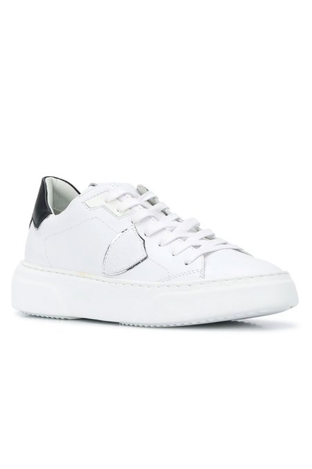 Philippe Model Temple sneakers - Blanc/Noir