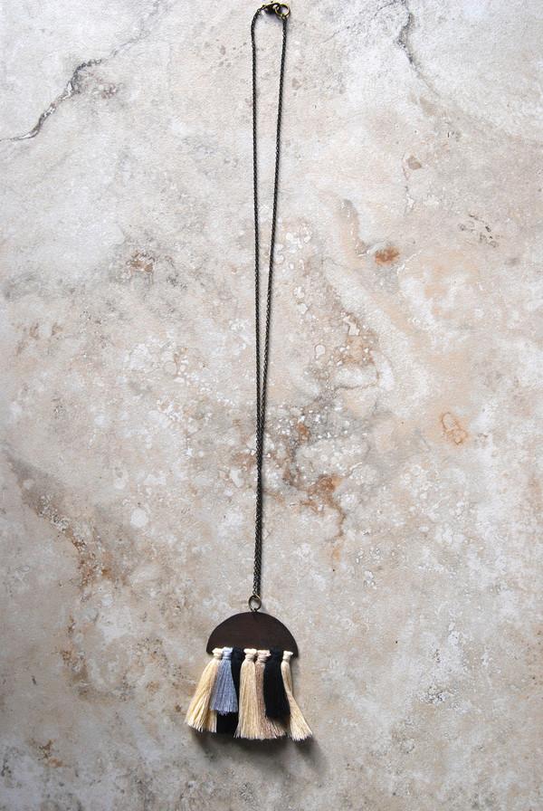 Geography 541 - Banteng Pendant