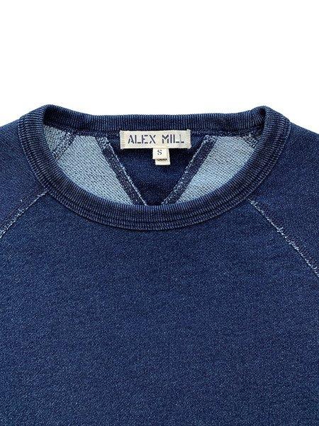 Alex Mill French Terry Sweatshirt - Dark Indigo
