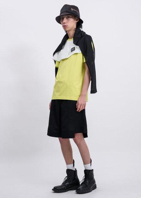 Feng Chen Wang Layered T Shirt - Green