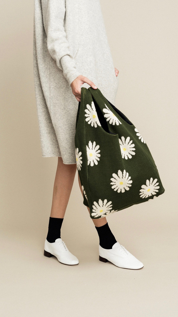 Hansel From Basel Daisy Shopper Bag