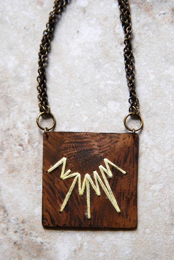Geography 541 - Karana Necklace